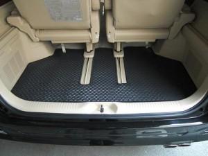20系アルファード/ヴェルファイア用 ラバー製トランクマット
