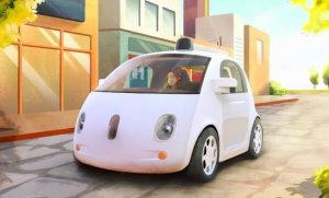 グーグル自動運転車