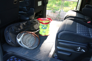 セカンドラグテニス道具