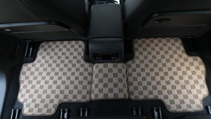 VW シャラン 2列目