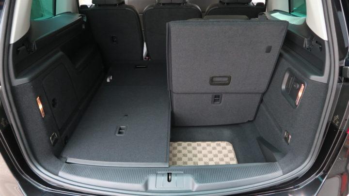 VW シャラン ラゲッジマット