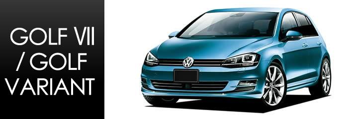 VW ゴルフⅦ ヴァリアント