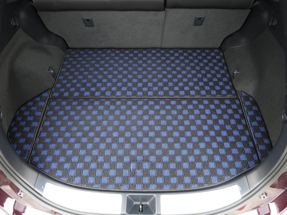 トヨタ ハリアー 60系 ラゲッジマット