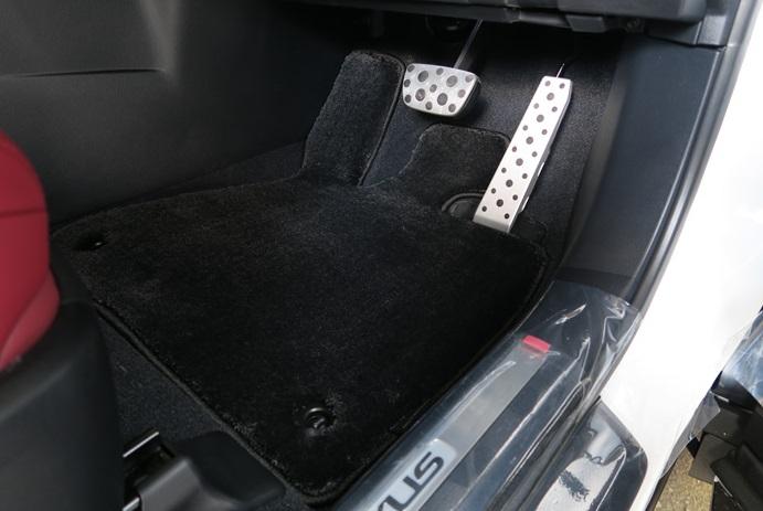 アルティジャーノ フロアマット 運転席マット 専用設計